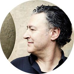 Paolo Eleodori - Drums